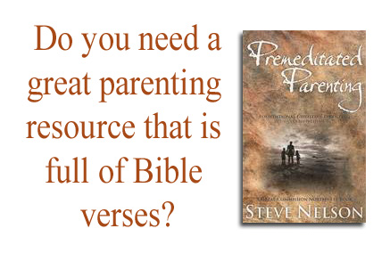Over 200 verses to help your parenting! Easy read! Your kids are worth the investment!